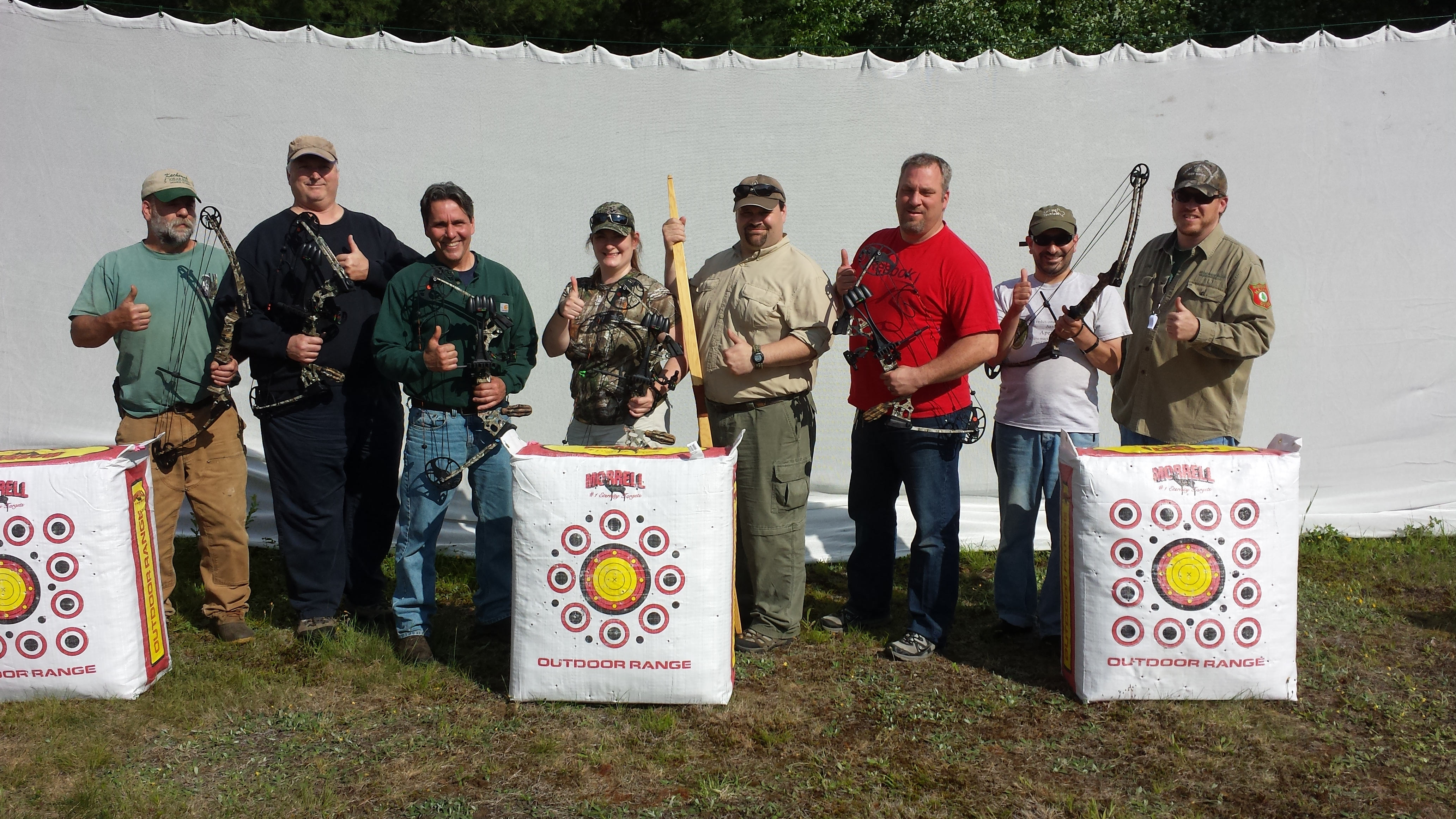 Archery And Bowhunting Nh Outdoor Learning Center
