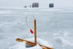 Ice Fishing class 2017